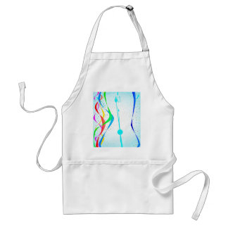 New Years Party Standard Apron