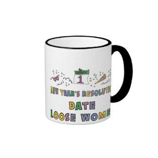 New Years Resolution Mug