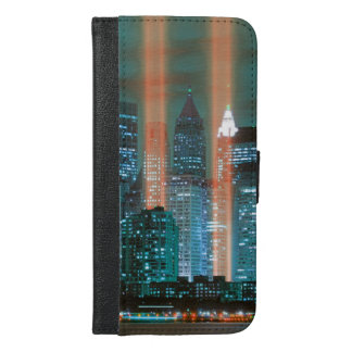 New_York_2014_1206 iPhone 6/6s Plus Wallet Case