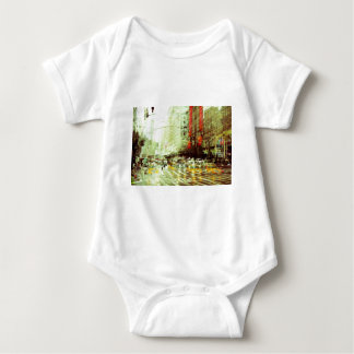 New York 2 Baby Bodysuit