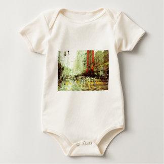 New York 2 Baby Bodysuit