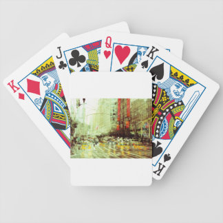 New York 2 Bicycle Playing Cards