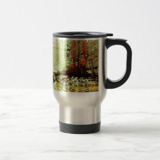 New York 2 Travel Mug