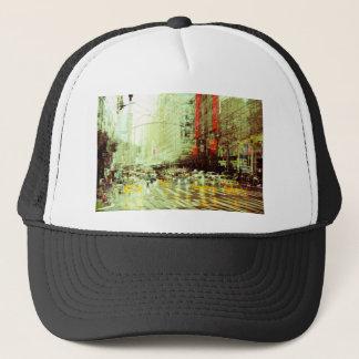 New York 2 Trucker Hat