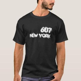 New York 607 area code T-Shirt