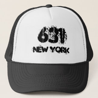 New York 631 area code. Trucker Hat