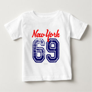 New York 69 USA Sports by VIMAGO Baby T-Shirt