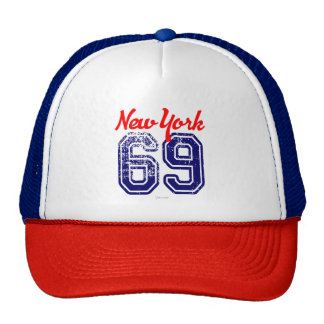 New York 69 USA Sports by VIMAGO Trucker Hat