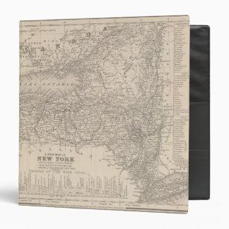 New York 6 Vinyl Binders