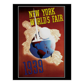 New York 7th Wonder of the World Poster