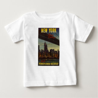 New York Always Exciting Baby T-Shirt