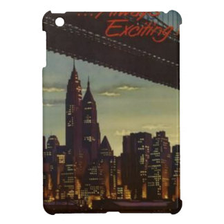 New York Always Exciting Cover For The iPad Mini