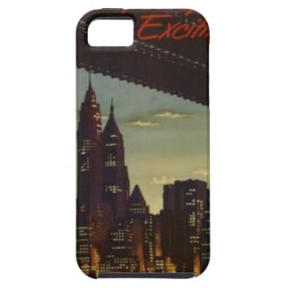 New York Always Exciting iPhone 5 Cases