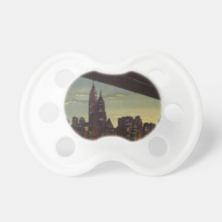 New York Always Exciting Pacifier