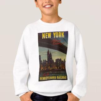 New York Always Exciting Sweatshirt