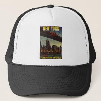 New York Always Exciting Trucker Hat
