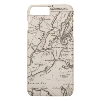 New York and New Jersey Region iPhone 7 Plus Case