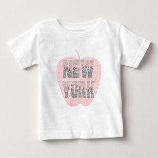 New York Apple Baby T-Shirt