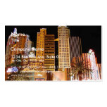 New York At Night Business Card