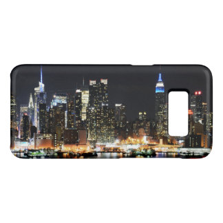 New York at Night Case-Mate Samsung Galaxy S8 Case