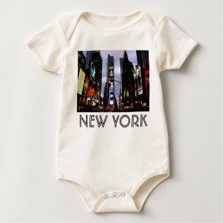New York Baby Creeper Organic New York Souvenir