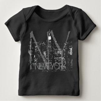 New York Baby Shirt Organic New York Souvenir
