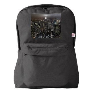New York Backpack New York Souvenir Bags Custom