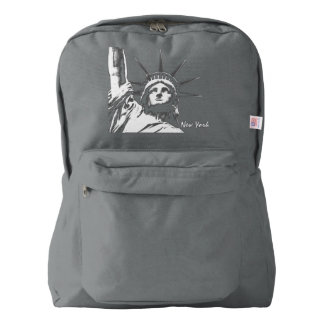 New York Backpack Statue of Liberty New York Bags