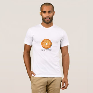 New York Bagel T-Shirt