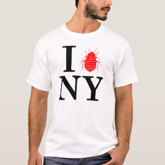 New York Bed Bugs T-Shirt