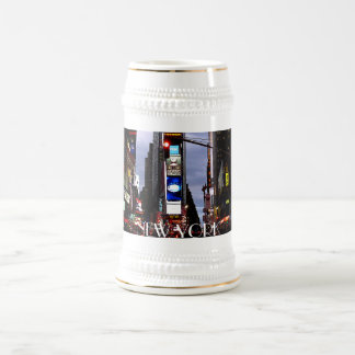 New York Beer Mug New York City  Souvenir Mugs