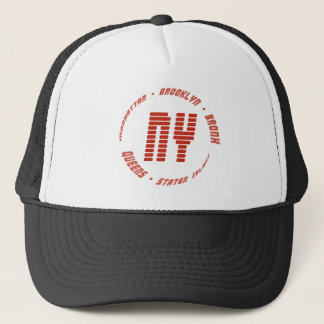 New York Boroughs Cap