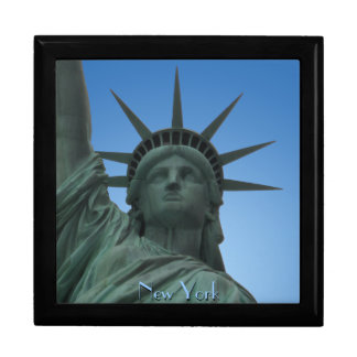 New York Boxes New York Giftbox Statue of Liberty Keepsake Boxes