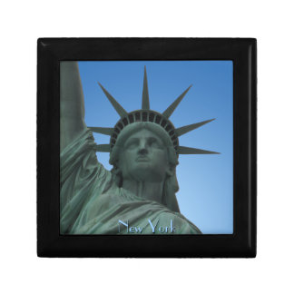 New York Boxes New York Giftbox Statue of Liberty Trinket Boxes