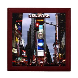 New York Boxes Times Square Souvenir NYC Giftbox