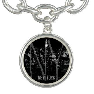 New York Bracelet Empire State NY City Souvenir