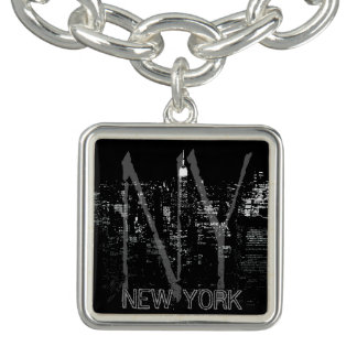 New York Bracelet Empire State NY City Souvenir