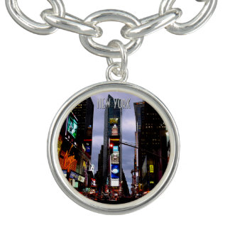 New York Bracelet Times Square NY City Souvenir