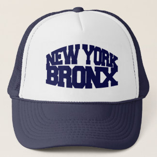 New York Bronx Trucker Hat
