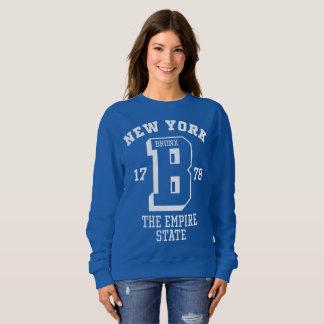 New York Bronx Women's Basic Sweatshirt