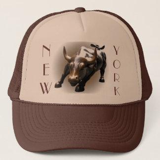 New York Caps Hats New York Souvenir Bull Gifts
