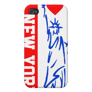 New York Case For iPhone 4