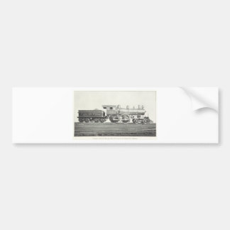 New York Central and Hudson River Bumper Sticker