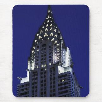 New York Chrysler Building Mouse Pad