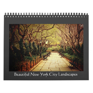New York City 2013 Calendar - Beautiful Landscapes