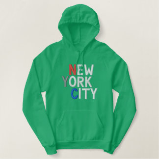 New York City 2 Embroidered Shirt