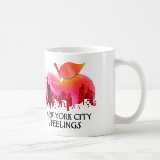 New York City Apple Mug Logo