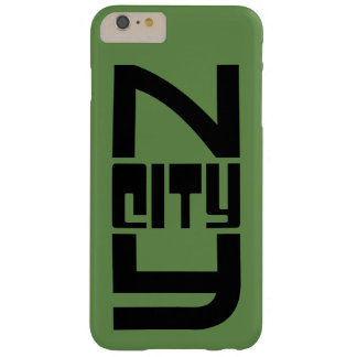 New York City Barely There iPhone 6 Plus Case