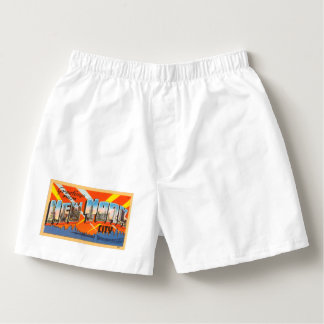 NEW YORK CITY BOXERS