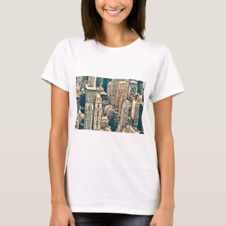 New York City Buildings T-Shirt